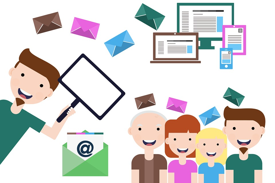 E-Mail Marketing, Online Marketing, Newsletter