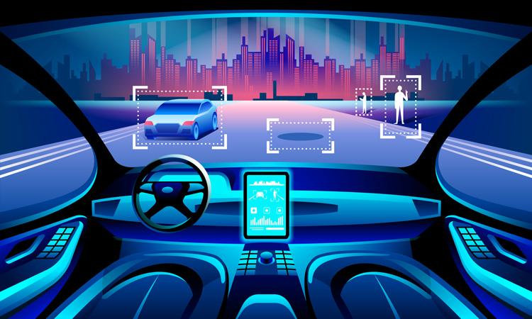 Connected and autonomous vehicle projects in the UK